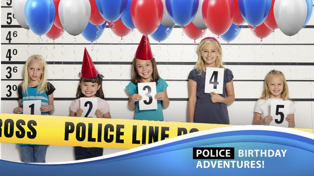 Police Birthday Party Adventures Calgary S Police Museum